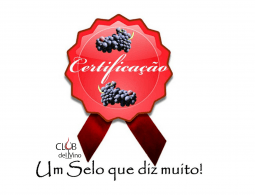 Selo de Certificação do Vinho