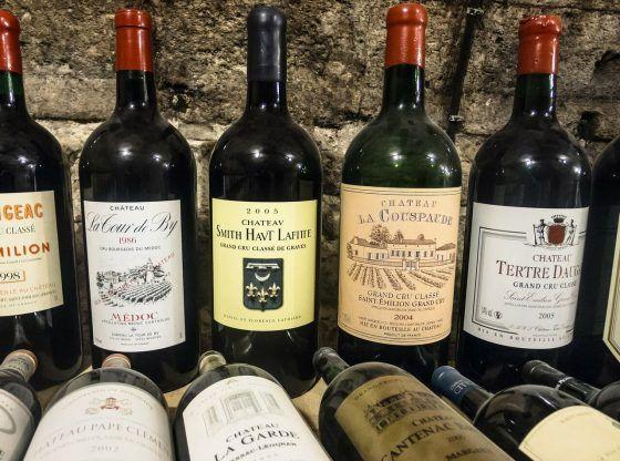 Guia definitivo para Garrafas de Vinho