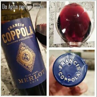Blue Label Merlot - Francis Ford Coppola