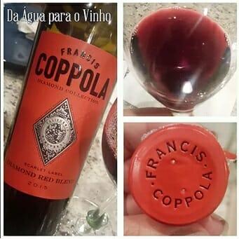 Scarlet Red Blend - Francis Ford Coppola