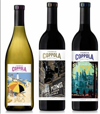 Vinhos e Filmes de Francis Ford Coppola
