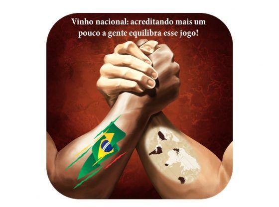 Vinho Nacional Brasileiro