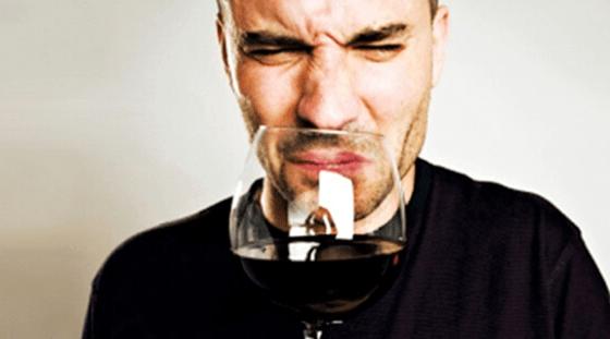 Defeitos no vinho bouchonée