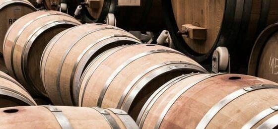 Barril de Madeira para o envelhecimento do vinho