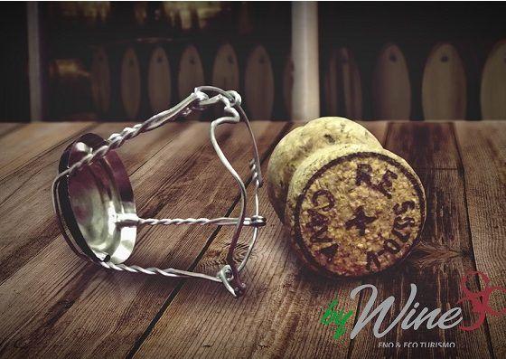 O que o símbolo significa nas rolhas de vinho espumante