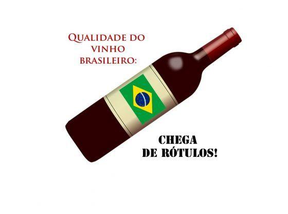 Qualidade do vinho brasileiro