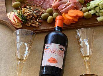 Inusuale - vino bianco sangiovese