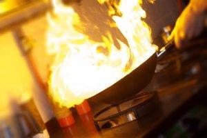Vino e cucina: Flambè