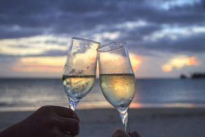 migliori momenti per un calice di vino