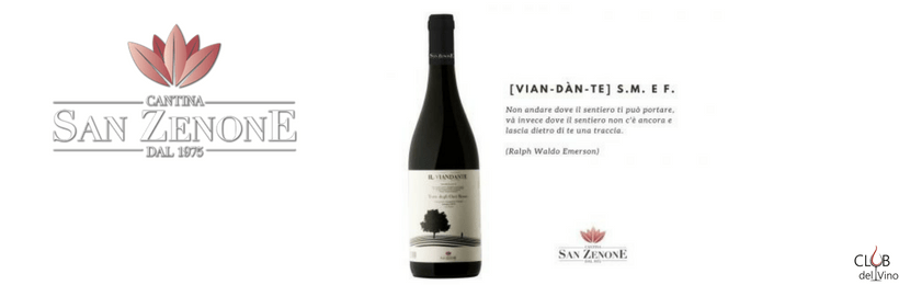 vino Viandante - Cantina San Zenone