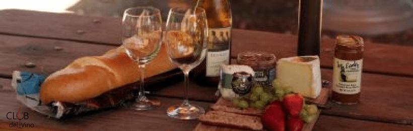 Abbinare a tavola le tue primizie con dell'ottimo vino