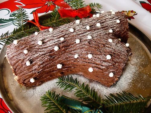 Tronchetto natalizio