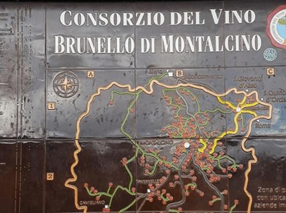 Benvenuto Brunello di Montalcino - Manifestazione nel Chiostro di Sant'Agostino