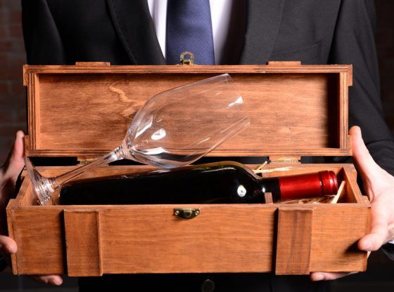idee regalo per amanti del vino