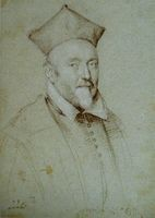 Potrait of Cardinal del Monte