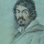 Potrait of Caravaggio as a young man