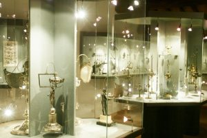 MOO Museo dell'Olivo e dell'Olio - Fondazione Lungarotti, Torgiano - Olio come fonte di luce, Sala VII